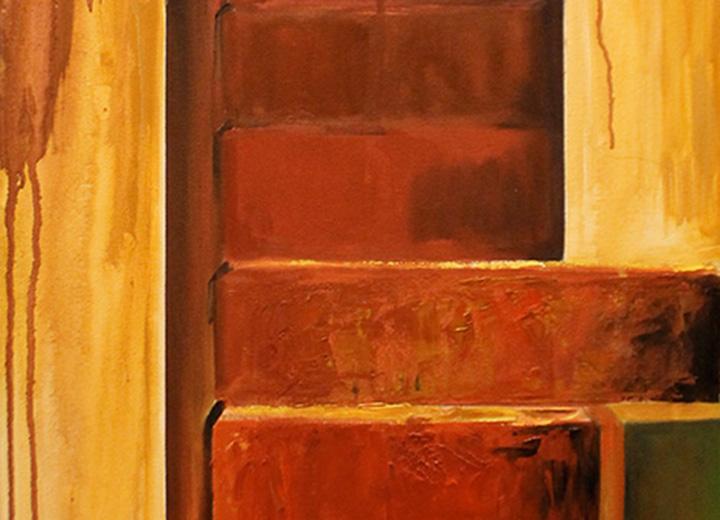 Treppe-auf